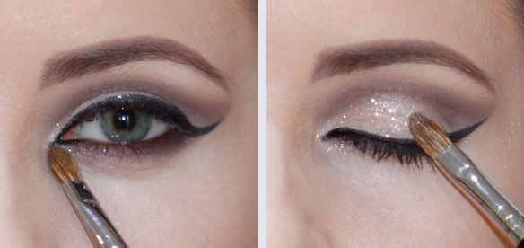new year makeup tutorial  7