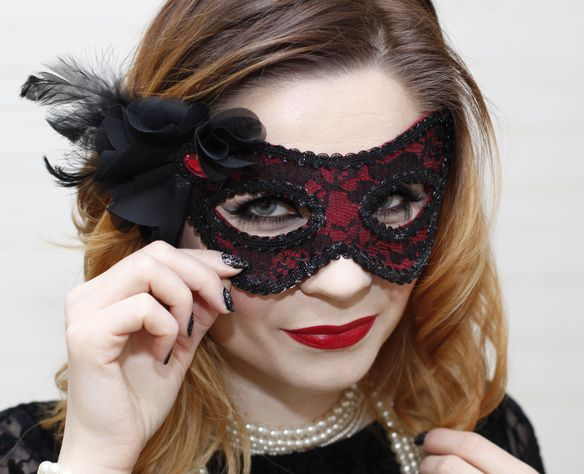 new year 2014 masquerade