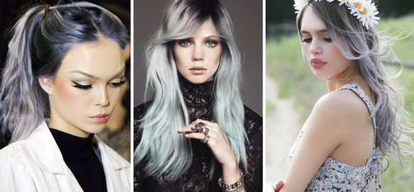 Gray Ombre Inspiration
