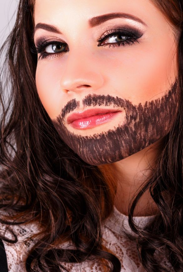 Conchita Wurst Eurovision Inspired Makeup Tutorial