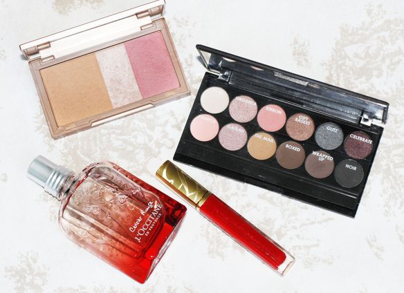 August Favorites Makeup Products