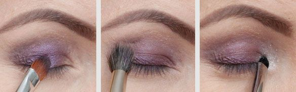 ravishing-purple -orange-makeup
