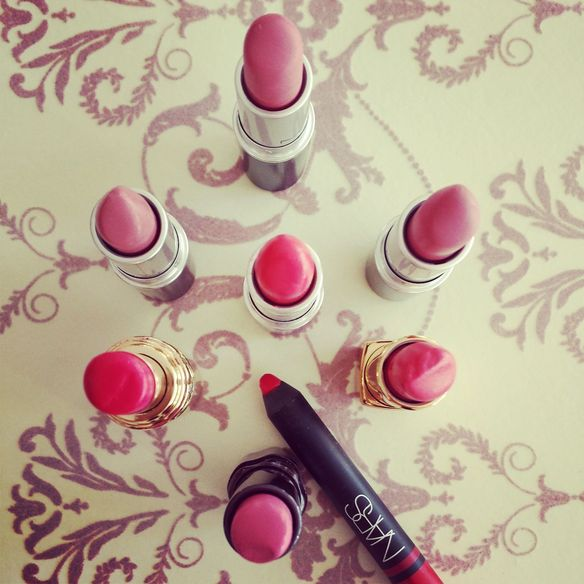 MAC Angel, Pink Plaid, Please Me,