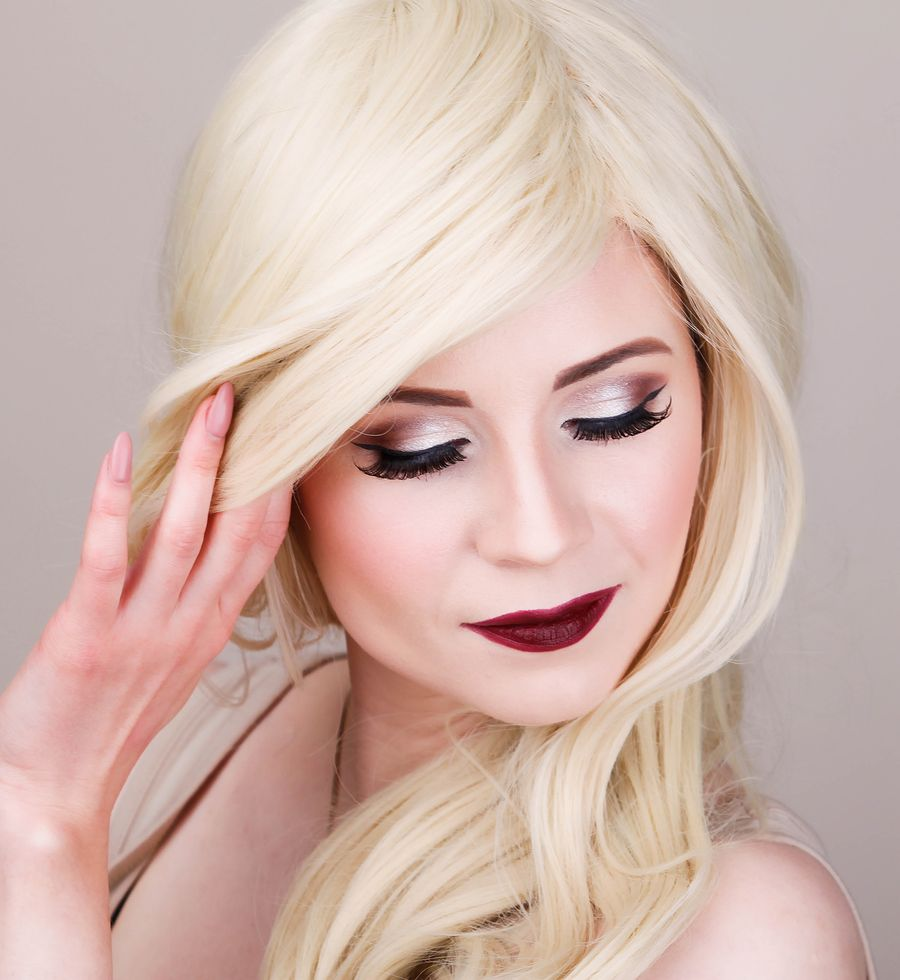 Christina Aguilera Inspired Pin Up Makeup Tutorial Stylotheque