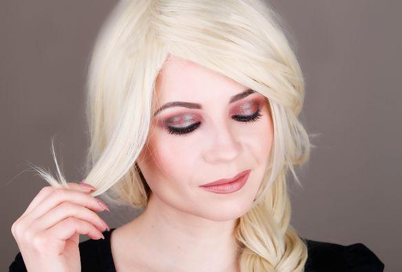 Makeup Look I Would Give Christina Aguilera 1