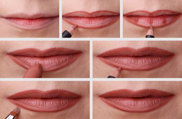 Kylie Jenner lips, MAC Viva Glam II, MAC Spice, usta Kylie Jenner