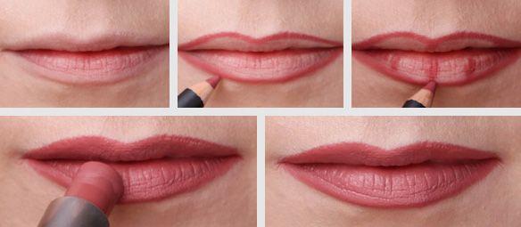 Kylie JenMac Faux, MAC Soar, usta Kylie Jenner