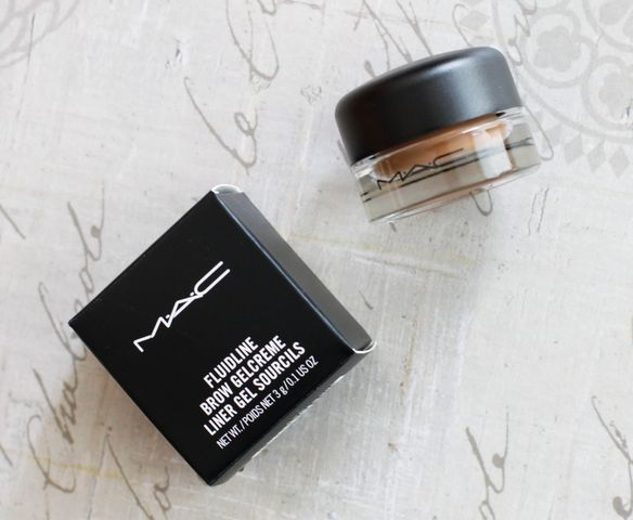 MAC Fluidline Brow Gelcreme  True Brunette