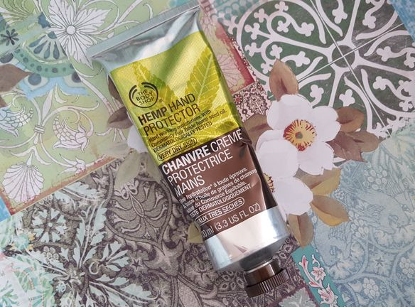 The Body Shop Hemp Hand protector