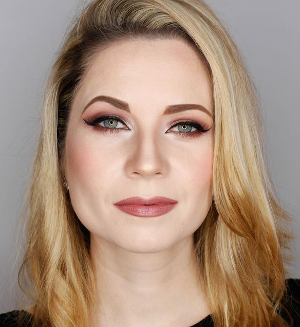 Sylwestrowy makijaż, sylwestra , new years makeup tutorial