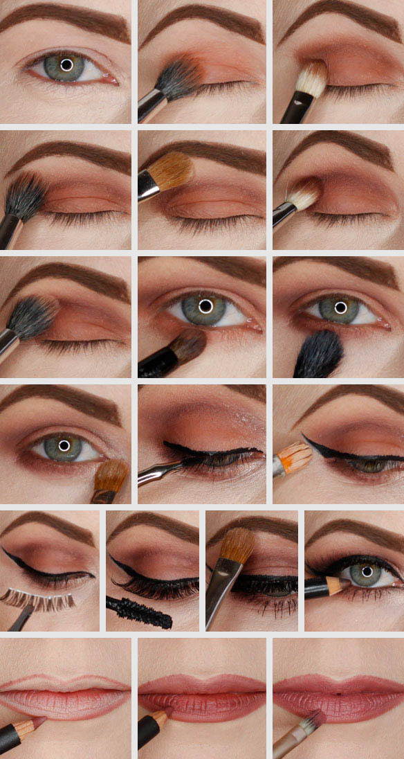New Year's Eve Glamorous  Makeup Tutorial